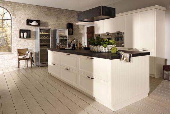Alno Küche Brit Landhausküche | Leben & Wohnen | Pinterest | Kitchens