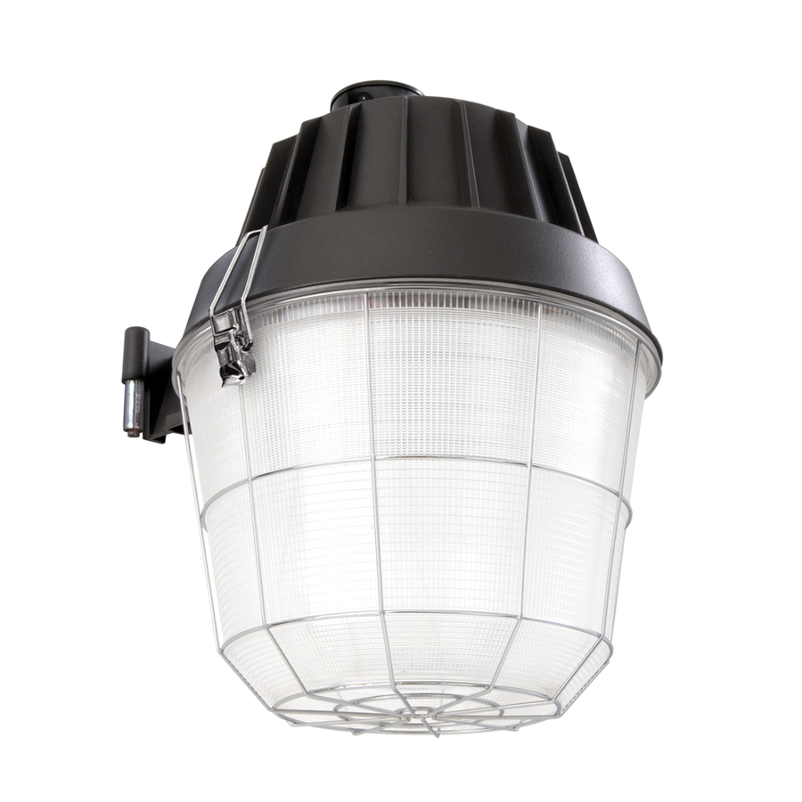 Shop All Pro 100 Watt Bronze Metal Halide Dusk To Dawn Security Light At Lowes Com Security Lights Dusk To Dawn Flood Lights