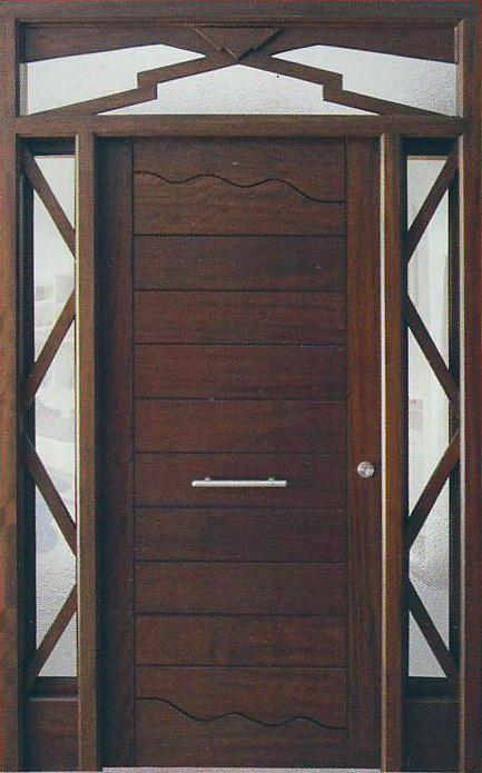 Puertas modernas 2015 buscar con google puertas tall for Modelos de puertas de madera modernas