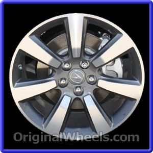 OEM Acura ZDX Rims Used Factory Wheels From OriginalWheels - Acura factory rims
