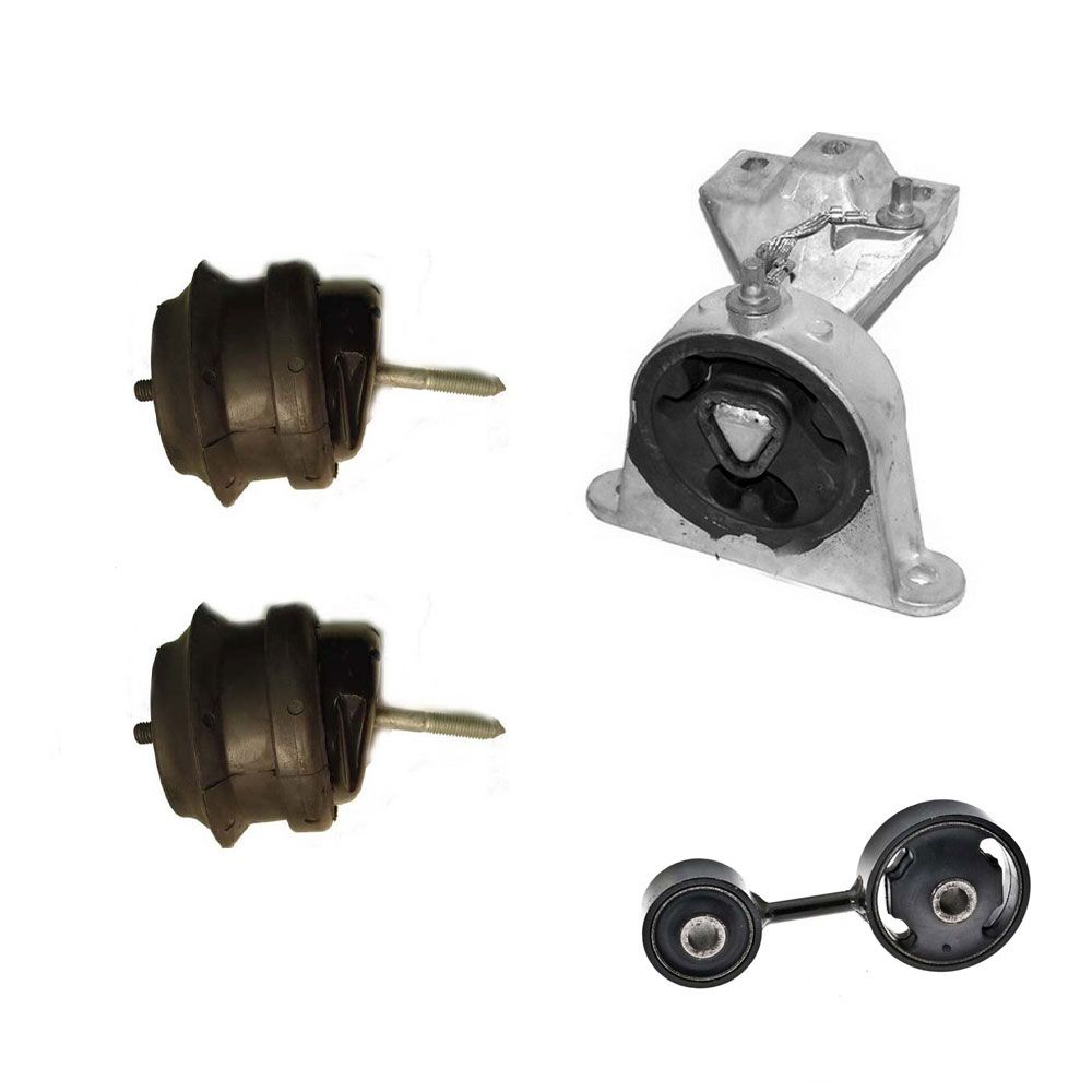2004 2006 Chrysler Pacifica 4 Piece Auto Trans And Engine Mount Kit 118 74 Free Shipping