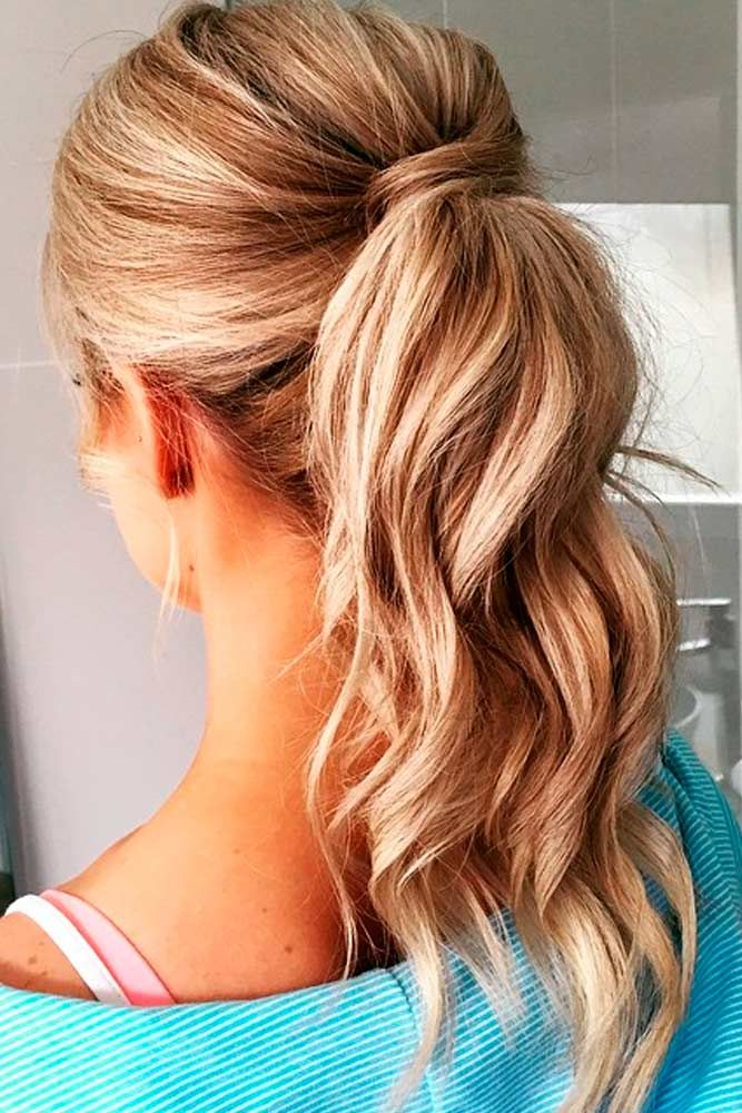 30 Cute Ponytail Hairstyles For You To Try