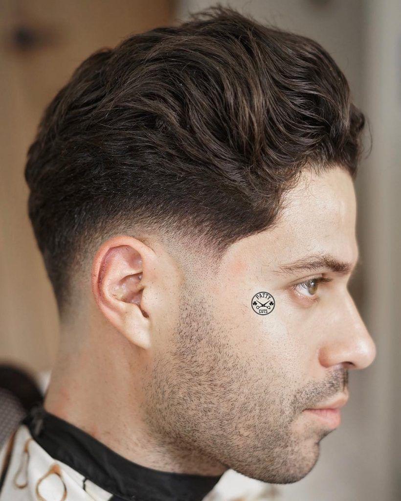 Types Of Fade Haircuts Fade Haircut Haircuts And Low Fade