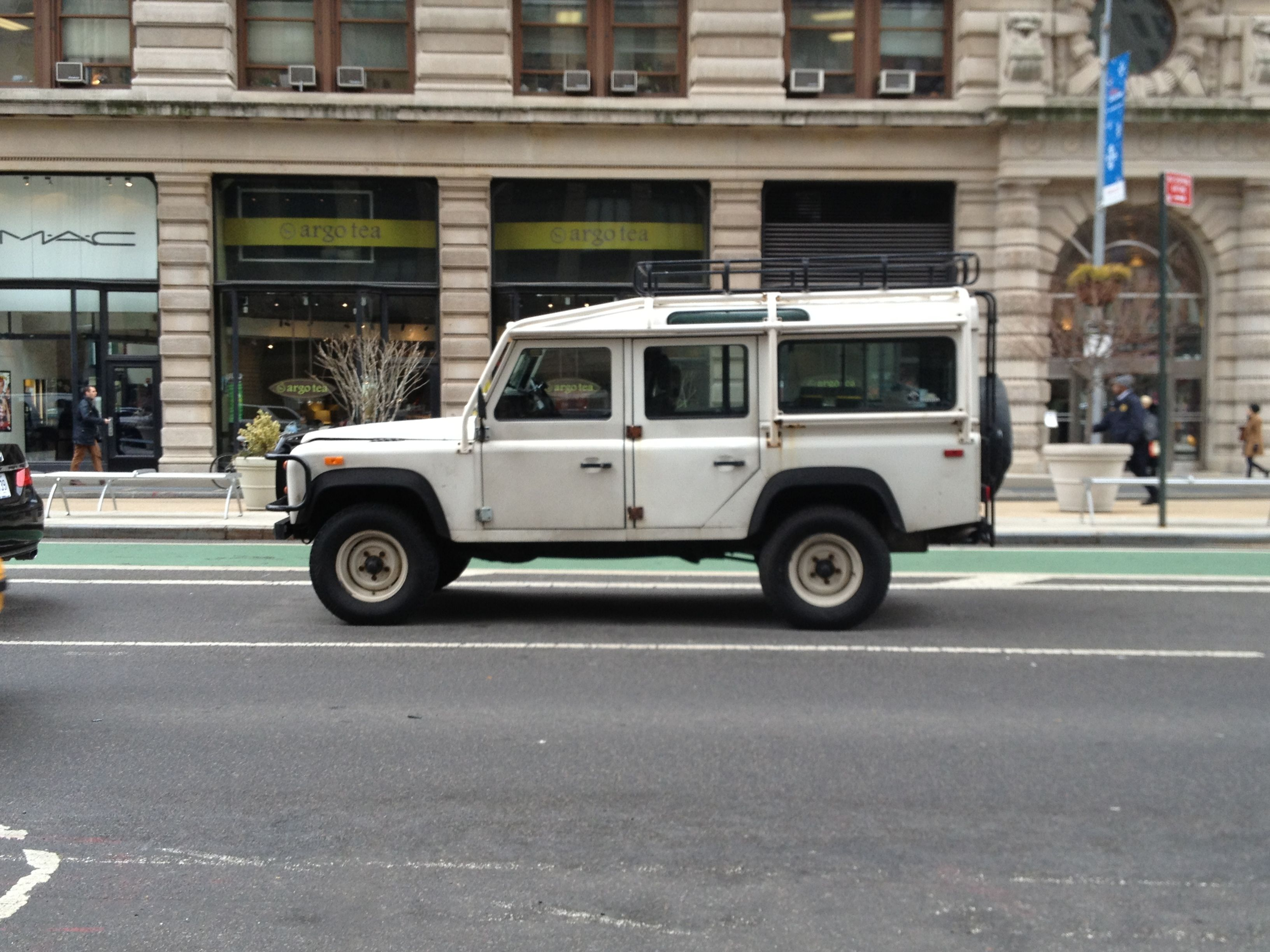 Urban Safari Land Rover Defender Nyc Land Rover Land Rover Defender Defender