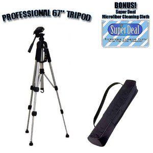 DSC-H7 DSC-H10 67 Digital Pro Photo//Video Monopod Includes Free Carry CaseFor The Sony Cybershot DSC-H50 DSC-H3 Digital Cameras DSC-H9