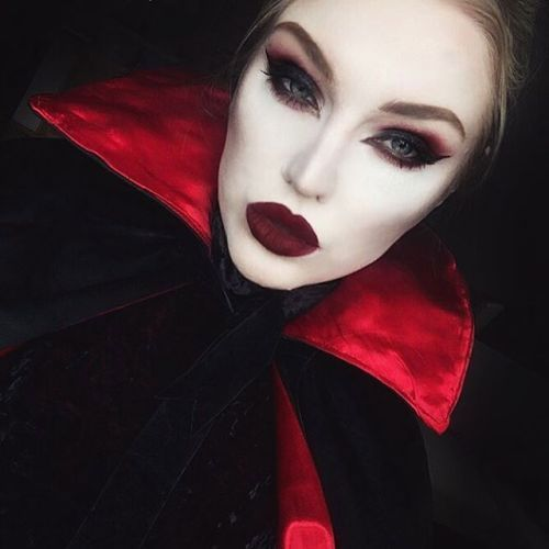 Photo of 18 Halloween vampire makeup ideas for girls and women 2018