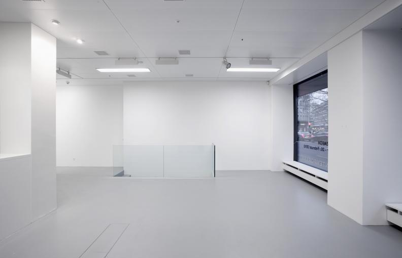 Katz Contemporary - In dieser cleanen Galerie können ideal deine Produkte präsentiert werden.