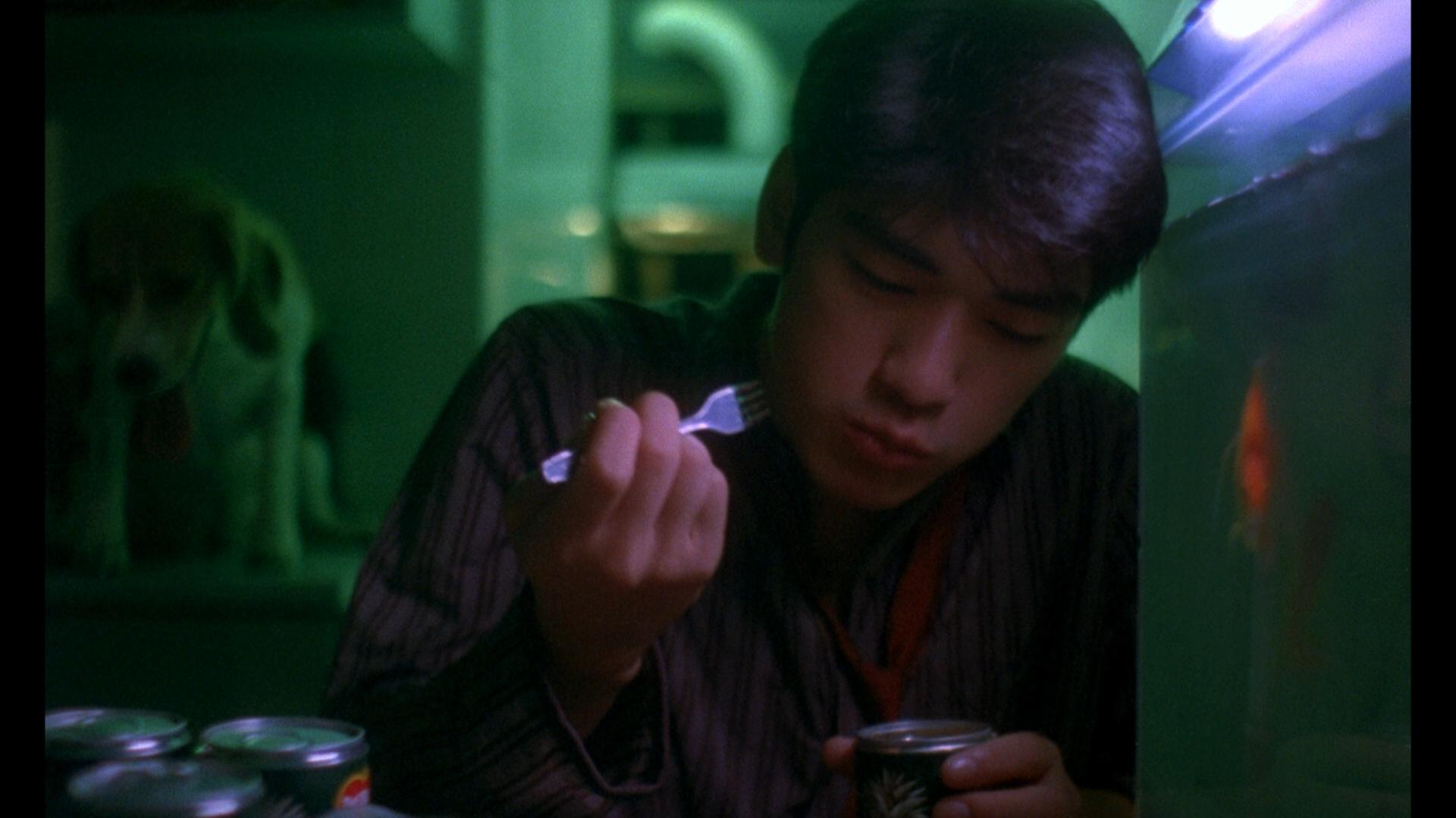 Chungking Express (1994) Director: Wong Kar-wai Cinematography: Christopher Doyle/Lau Wai-keung