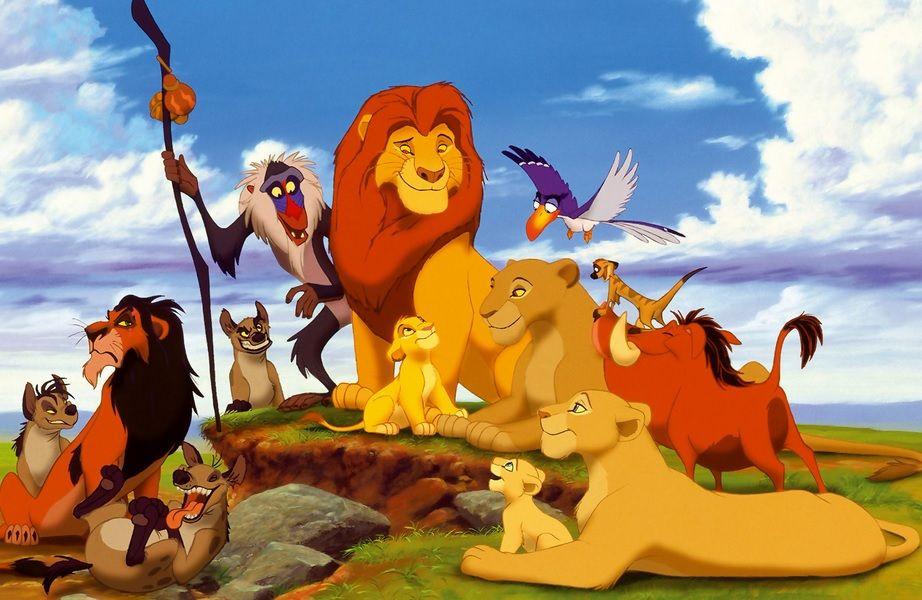 """Disney produzirá série baseada em """"O Rei Leão"""""""