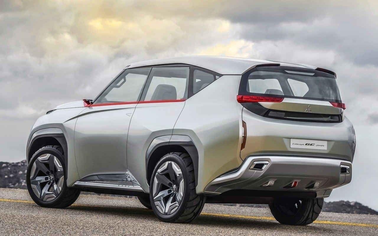 Best 2019 Mitsubishi Montero Redesign and Price Car