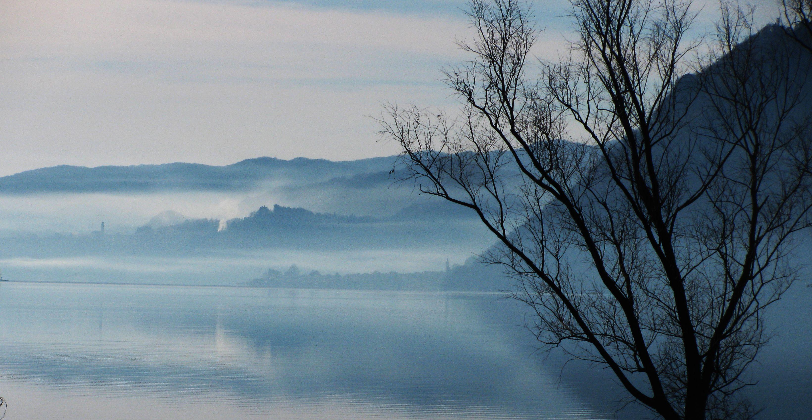 In Another Land...Visioni dall'Altrove. Lago d'Orta, Piemonte.