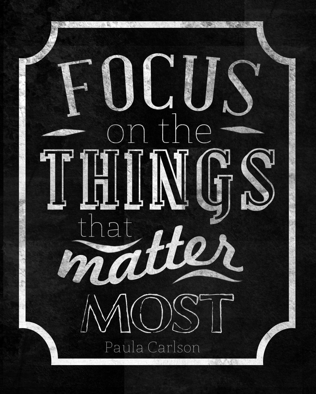 Chalkboard Quotes: Excellent Mormon LDS Graphic Designer