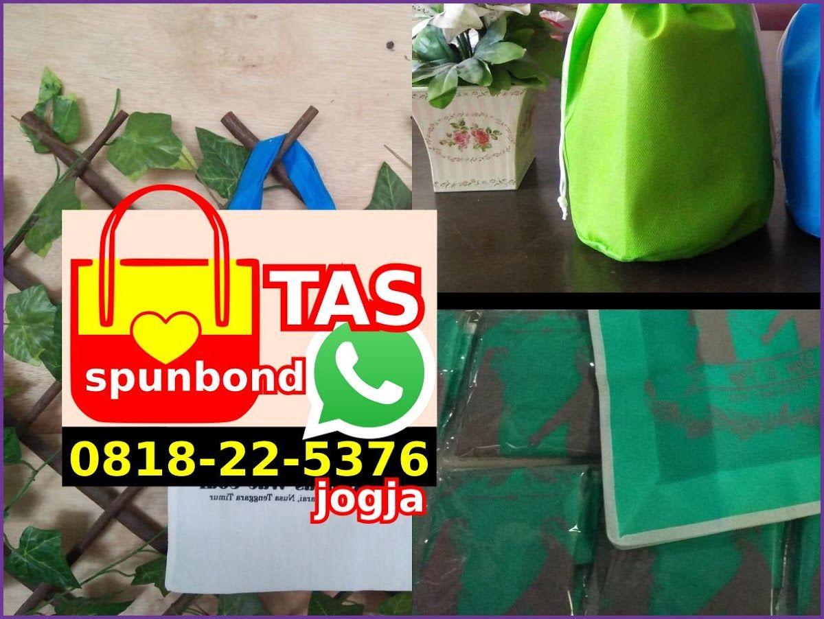 0818 22 5376 [wa] Grosir Tas Spunbond Goodie Bag Murah