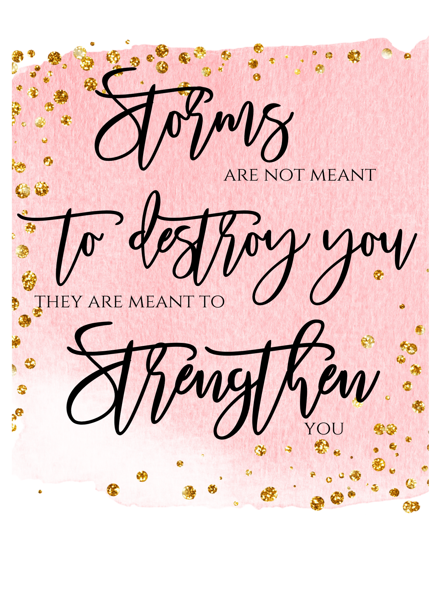 Inspirational Quotes for Tough Times
