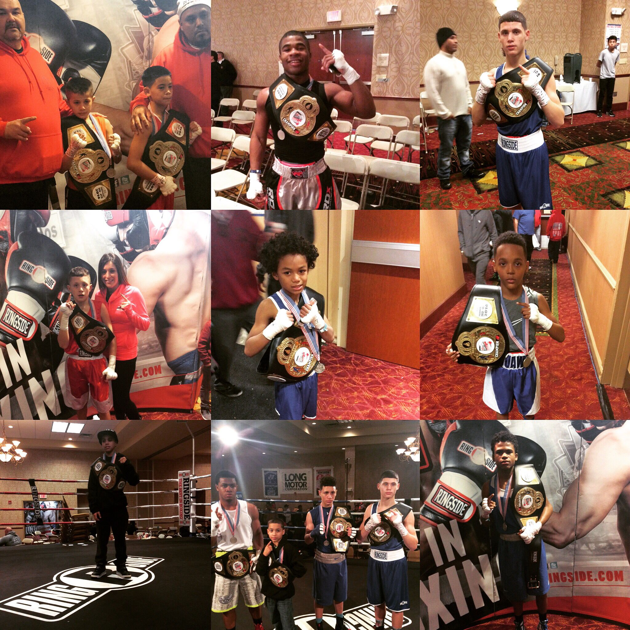 Pin On Boxing Events