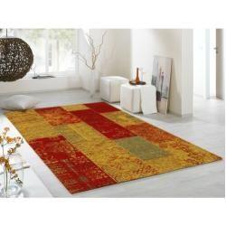 Teppiche  Teppich Rosmore in Rot/GelbWayfair.de  #Teppiche