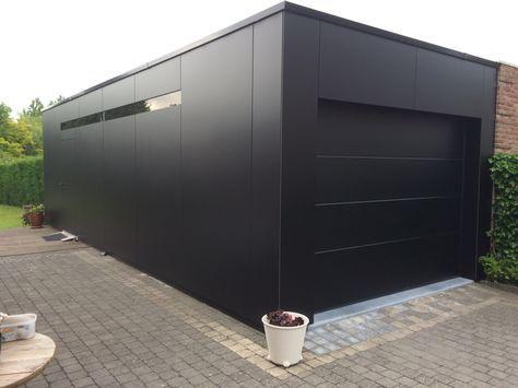 Garage Trespa Black Luxury Home Decor Garage Design Garage Extension Carport Garage
