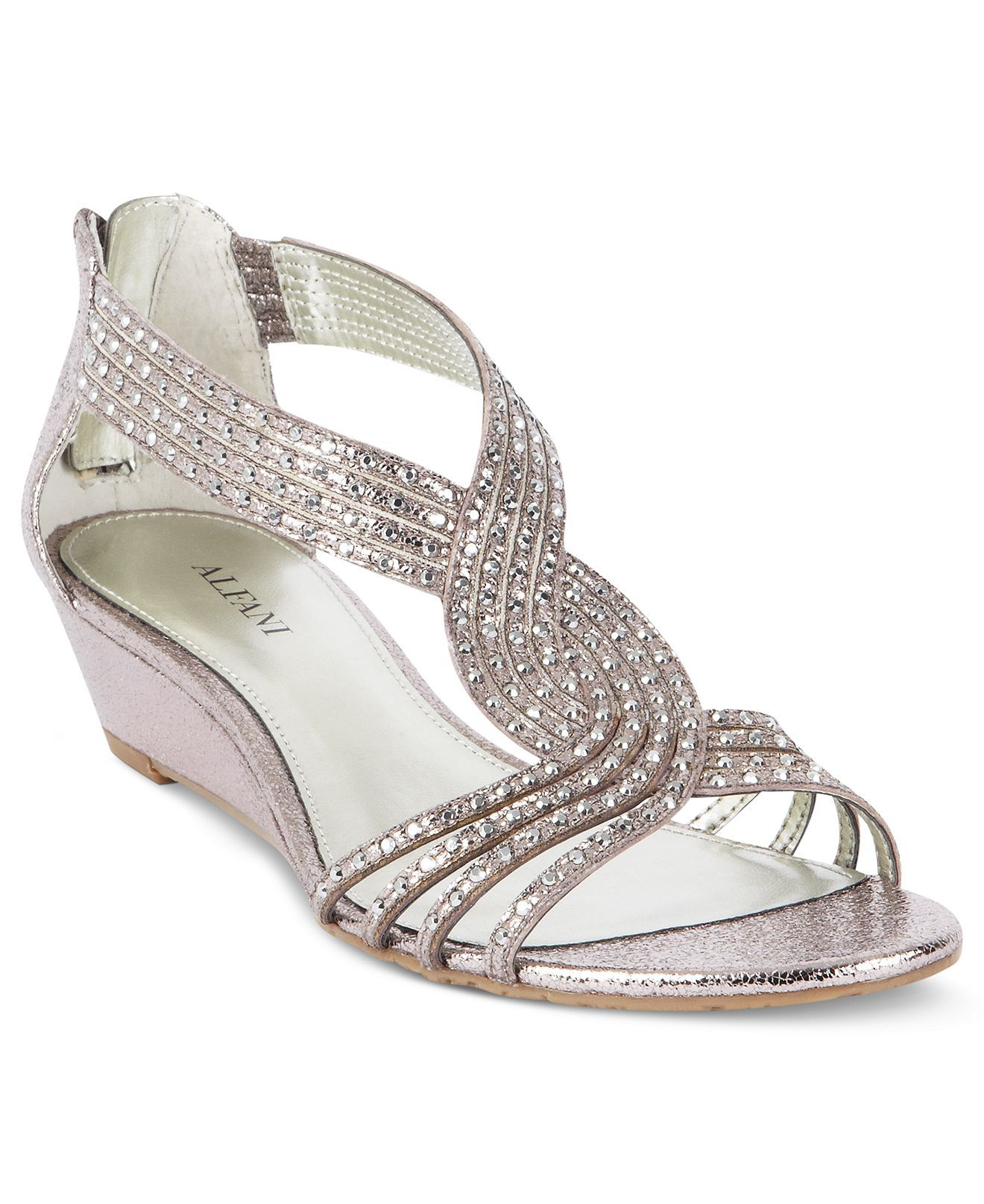 Alfani Women's Genesis Wedge Sandals - All Women's Shoes - Shoes - Macy's. Calzado  MujerSandaliasModa ...