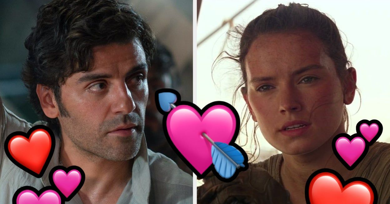 "Which ""Star Wars"" Character Will Be Your Valentine's Day Date?"