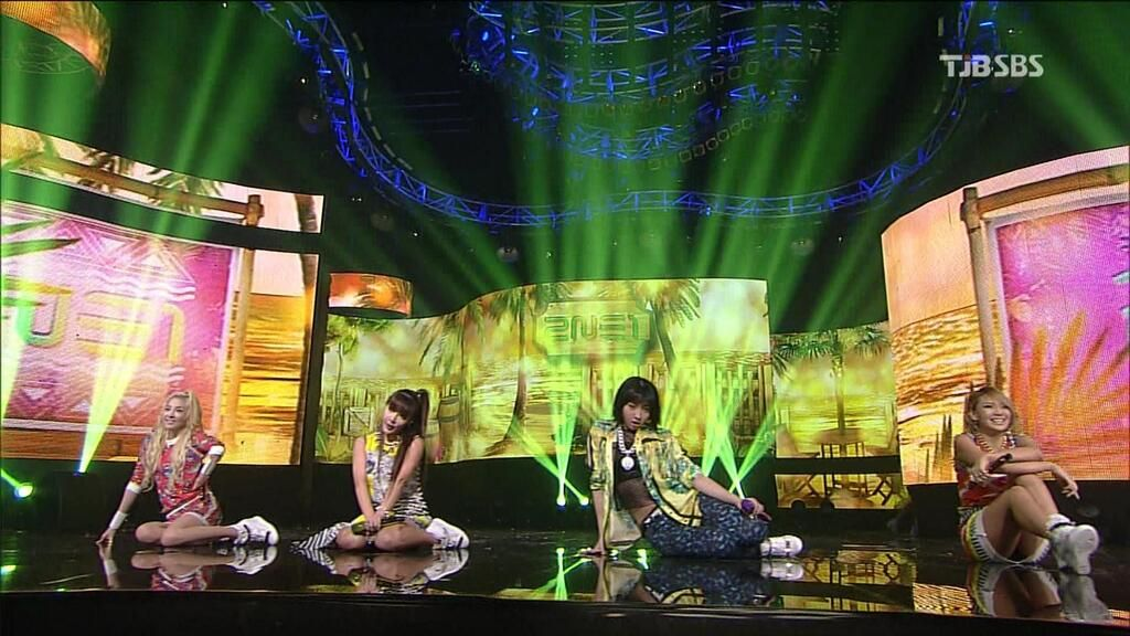 Falling In Love #2NE1