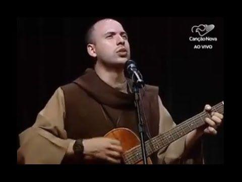 Jesus Tu Es O Centro Da Minha Vida Frei Gilson Youtube Com