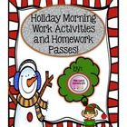 This is a holiday themed freebie to bring some holiday cheer into your classroom.   Included are four fun and useful pages:   Holiday themed print,...