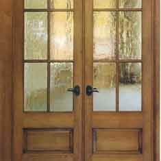 Interiorfrenchdoornj possible study door ideas for the house interior french doors wood tone textured glass and hardware planetlyrics Choice Image