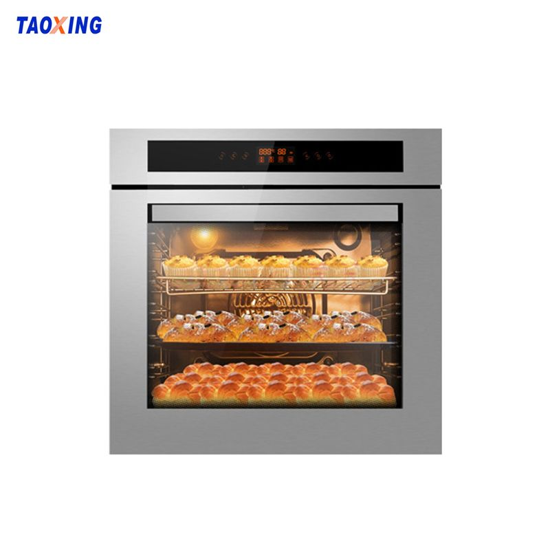 Hot Sale Oven Door Flat Tempered Glass Screen Oven Glass Doors Can