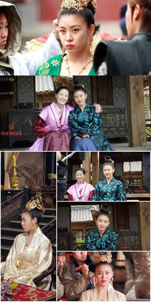 Pin by Viviana Perez on Empress Ki   Drama movies, Korean