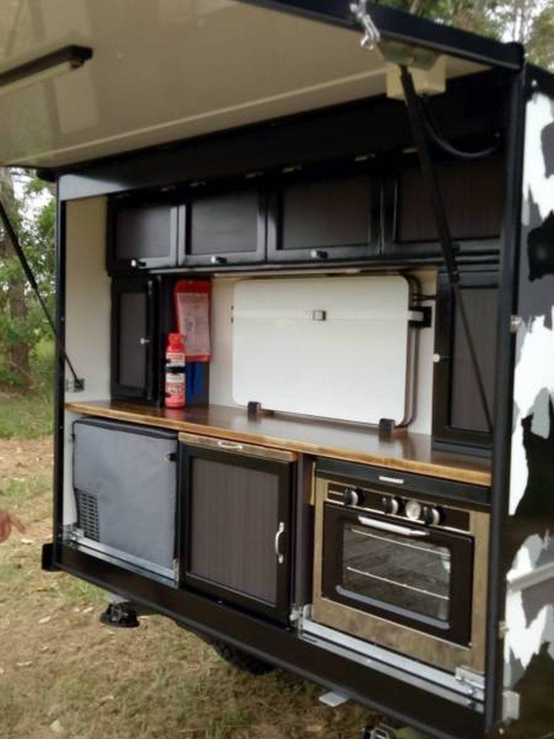 Photo of 41 DIY Utility Trailer To Camper Conversion (10) – Abchomedecor