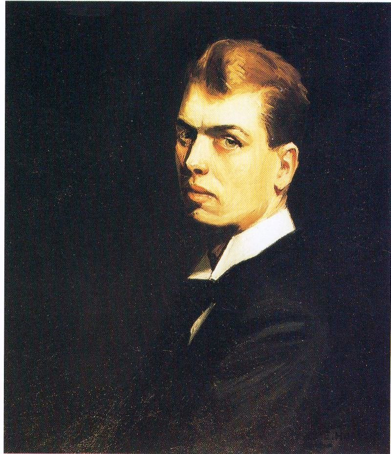 SelfPortrait Artist Edward Hopper Owner Whitney Museum of