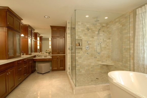 Finding the most suitable modern bathroom design 52 for Most modern bathrooms