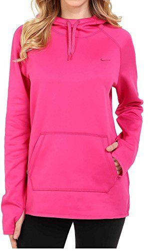 e058853f52a1 Women s Athletic Hoodies - Nike Womens All Time Pullover Hoodie Pink   Want  to know more