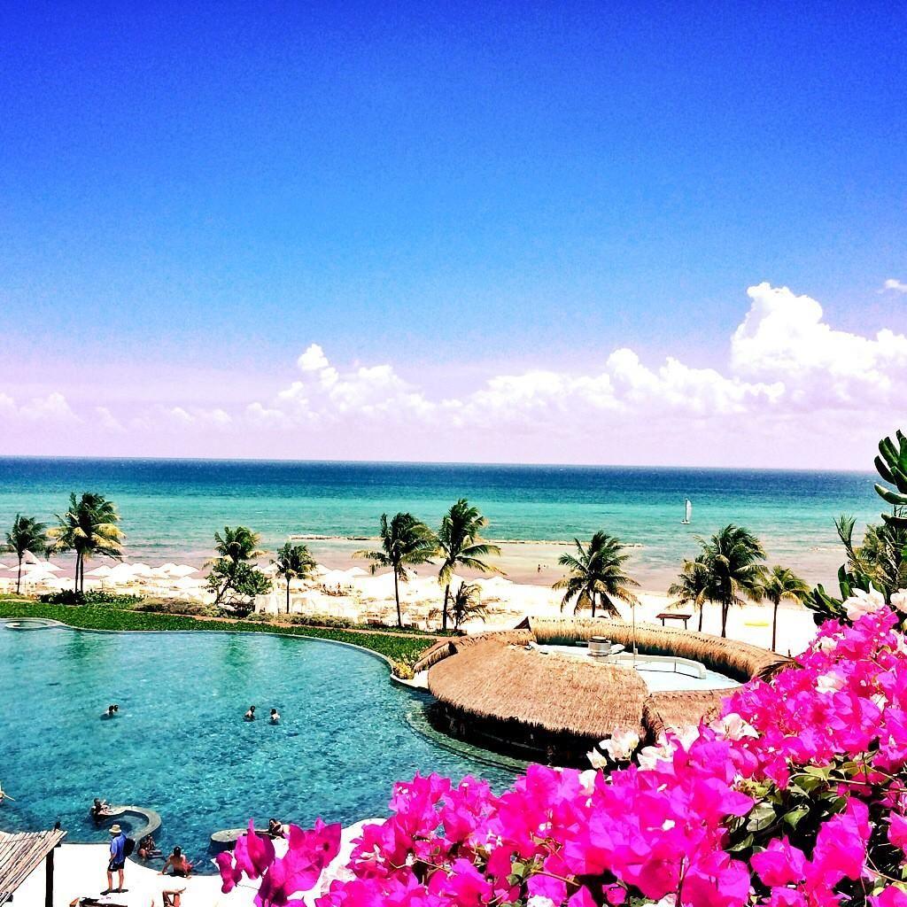 Отель Гранд Велас Ривьера-Майя - ваш персональный рай на побережье Карибского моря! http://rivieramaya.grandvelas.com/russian/