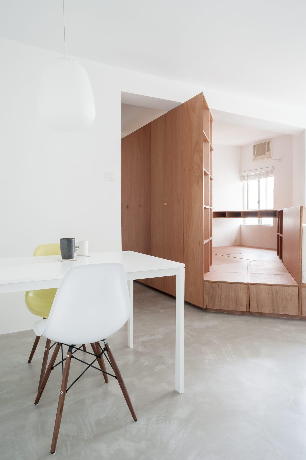 Ida&Billy Architects · YUHO Apartment