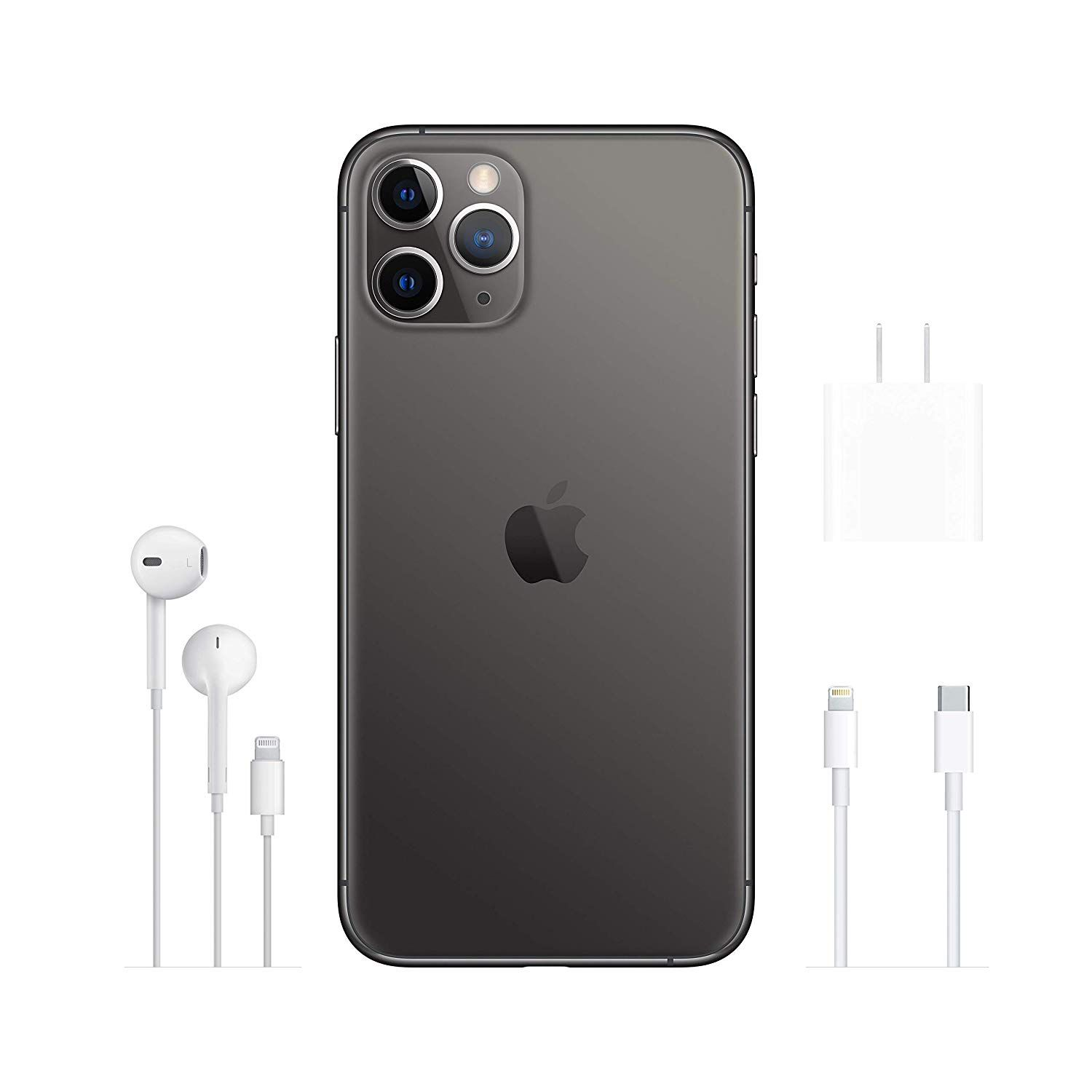 Simple mobile apple iphone 11 pro 64gb space gray