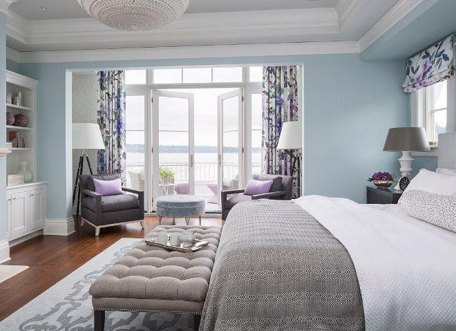 Master Bedroom Paint Colors Benjamin Moore paint color: benjamin moore 2136-60 harbor haze. | paintbox: color