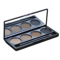 4 Color Trendy Makeup Eyebrow Powder Brow Powder Makeup Palette
