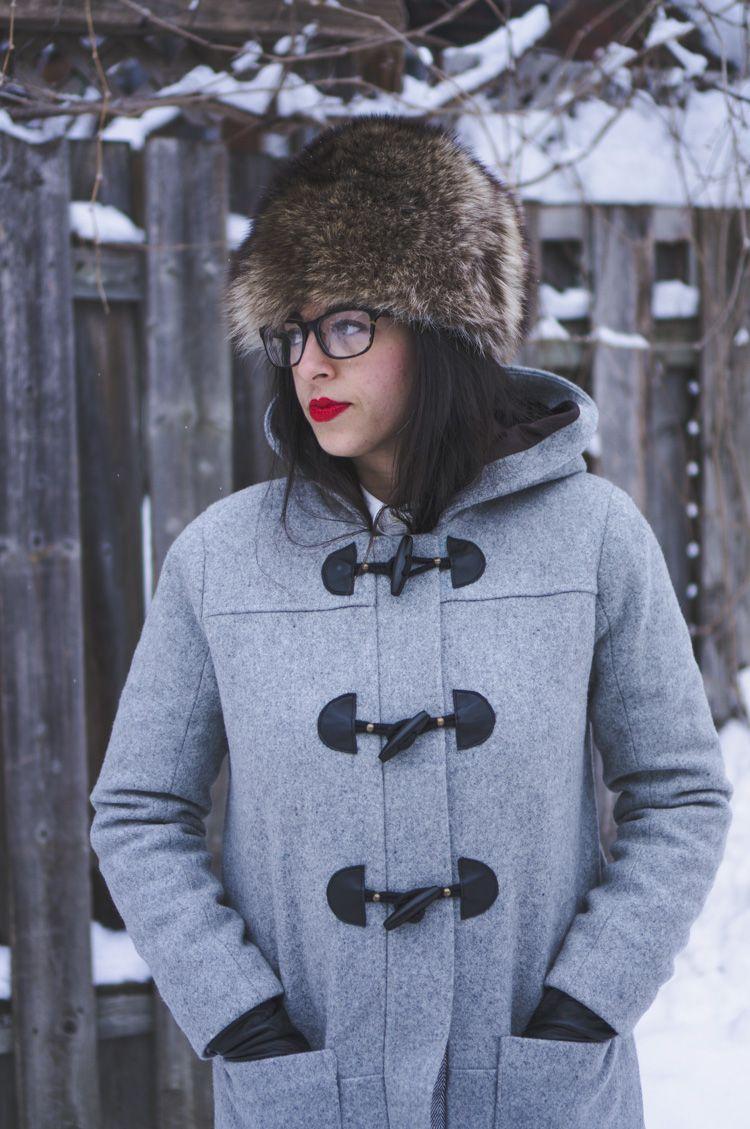 Cascade Duffle Coat by Closet Case Files