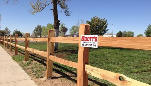 Wood Ranch Rail Fence   Fence & Deck Supply   Outdoor ...