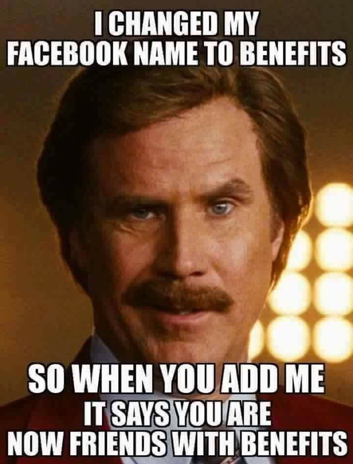 Pin By A Duck On Funny Memes Ron Burgundy Anchorman Friends With Benefits