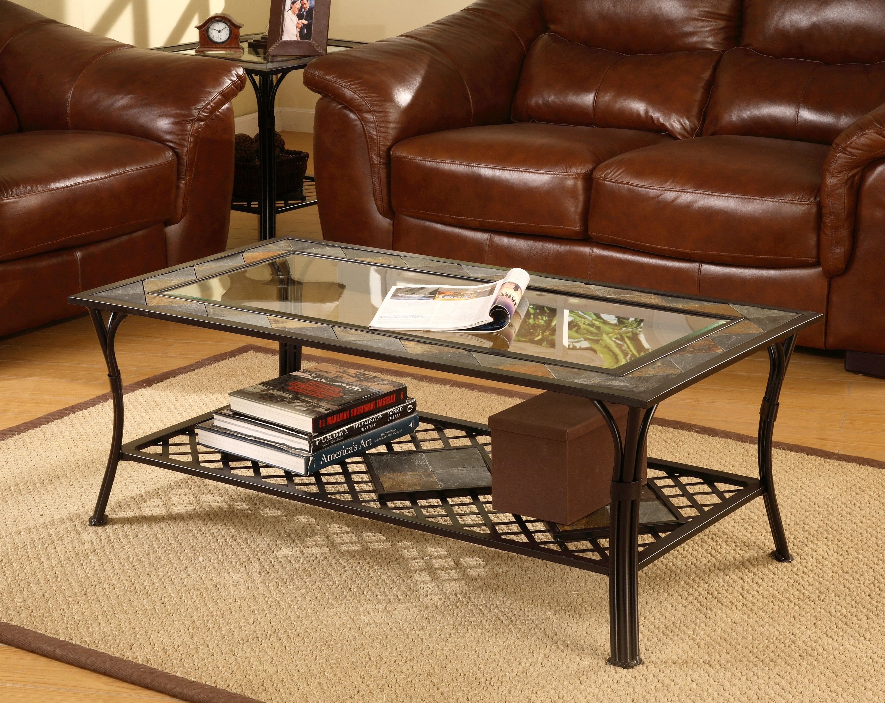 Overstock Com Online Shopping Bedding Furniture Electronics Jewelry Clothing More Slate Coffee Table Coffee Table Living Room Coffee Table [ 2378 x 2993 Pixel ]
