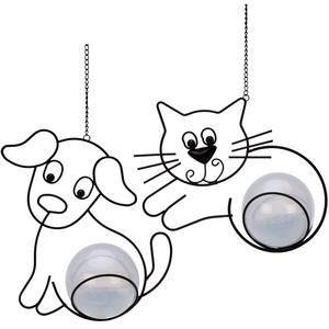 Pet Lovers Hanging Solar Light Solar lights, Ball lights