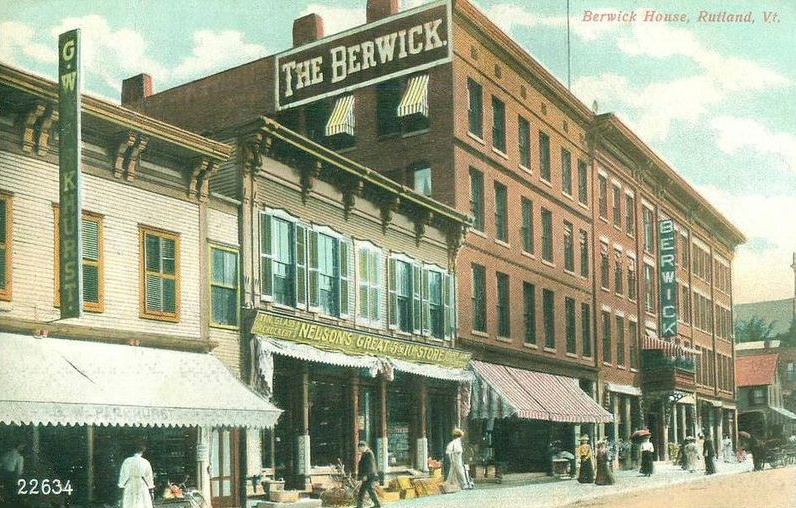 Downtown Berwick Hotel Rutland Vt