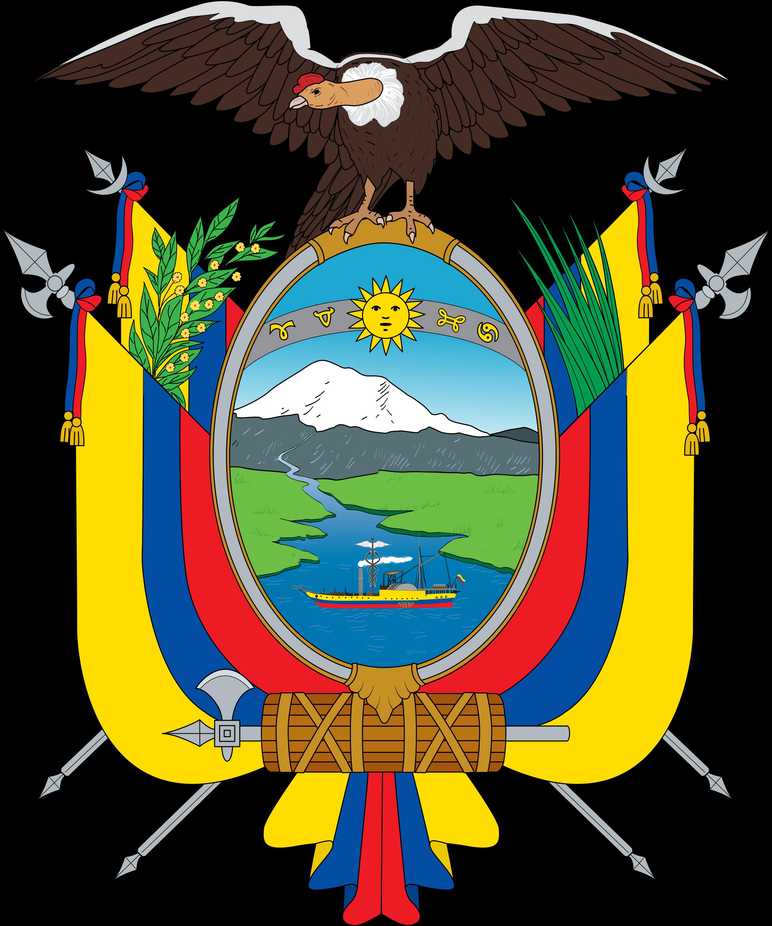 Pin By Aadam 98 On Ecuador Coat Of Arms Ecuador Ecuador Flag