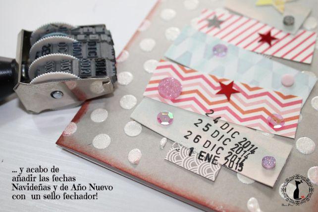 Tutorial tarjetas navidad Cinderella 39 TARJETAS Y PRINTABLES