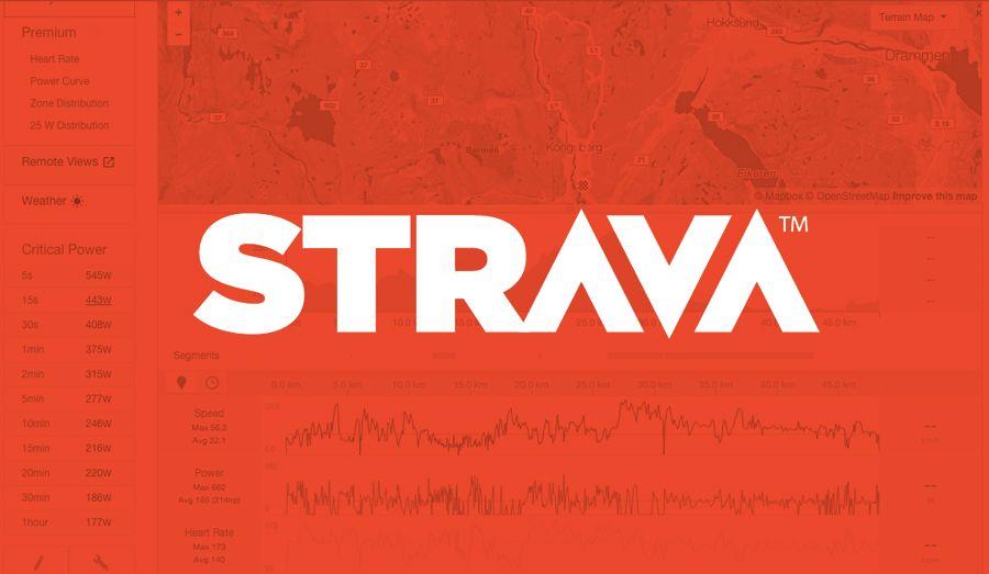 En liten introduksjon til Strava - http://cycology.no/en-liten-introduksjon-til-strava/