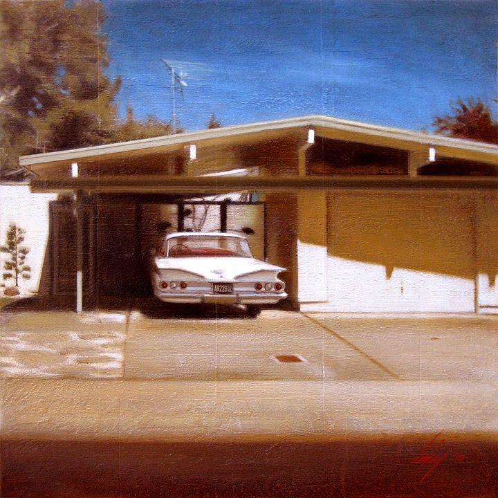 Eichler Carport Modern Architecture Modern Garage Architecture
