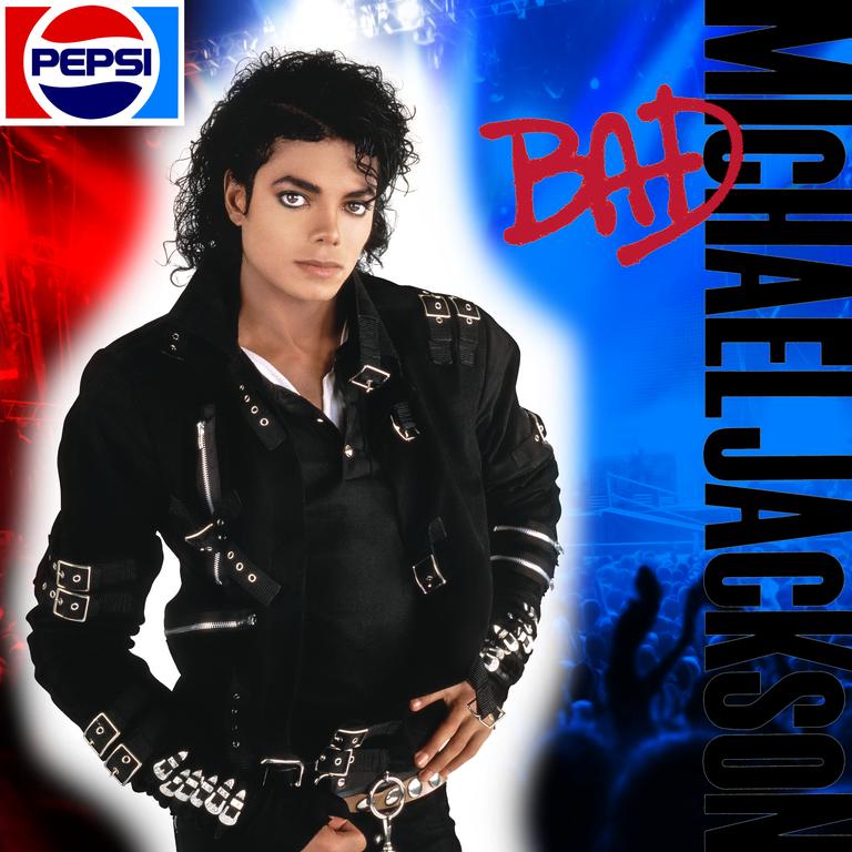 Bad Pepsi Generation Version Fanmade Cover Michael Jackson Thriller Michael Jackson Bad Michael Jackson