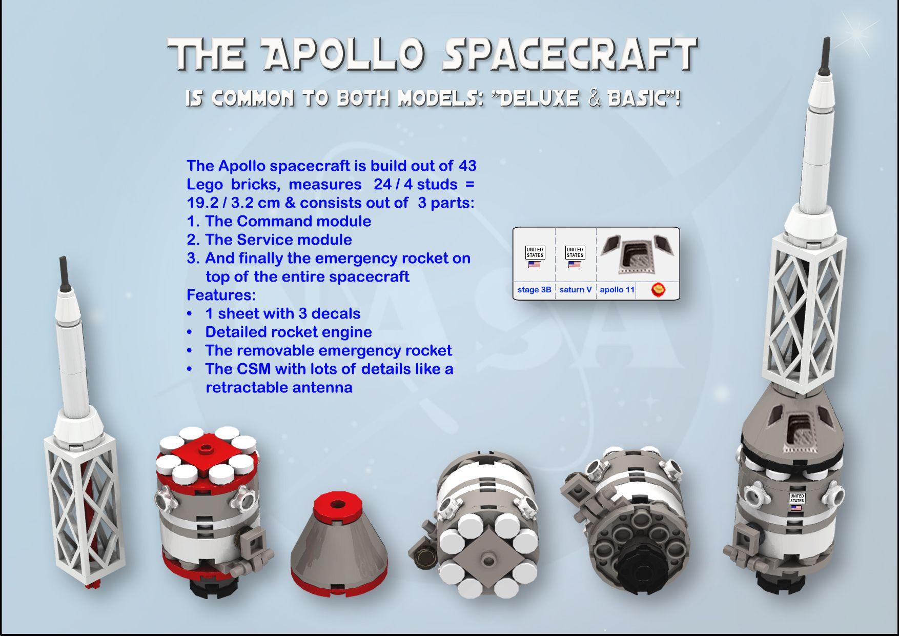 apollo 11 saturn lego space pinterest apollo 11 lego and universe